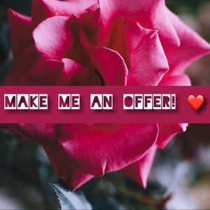 Other - Make me a reasonable offer! 🥰